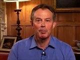 Tony Blair félicite Nicolas Sarkozy (en français)
