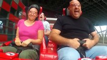 3D Roller Coaster Experience Live Longest and Craziest Roller Coaster