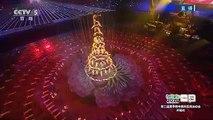 2014 Jeux Olympiques de la Jeunesse! Cérémonie d'ouverture des JOJ 500 danse en plein air [super propre]