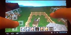 Minecraft Pocket Edition : Custom Texture Pack (RESKINED MOBS AND RENAMED ITEMS!)