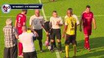 DH Journée 2 : AS Pierrots Vauban 2 - 0 FC Hegenheim