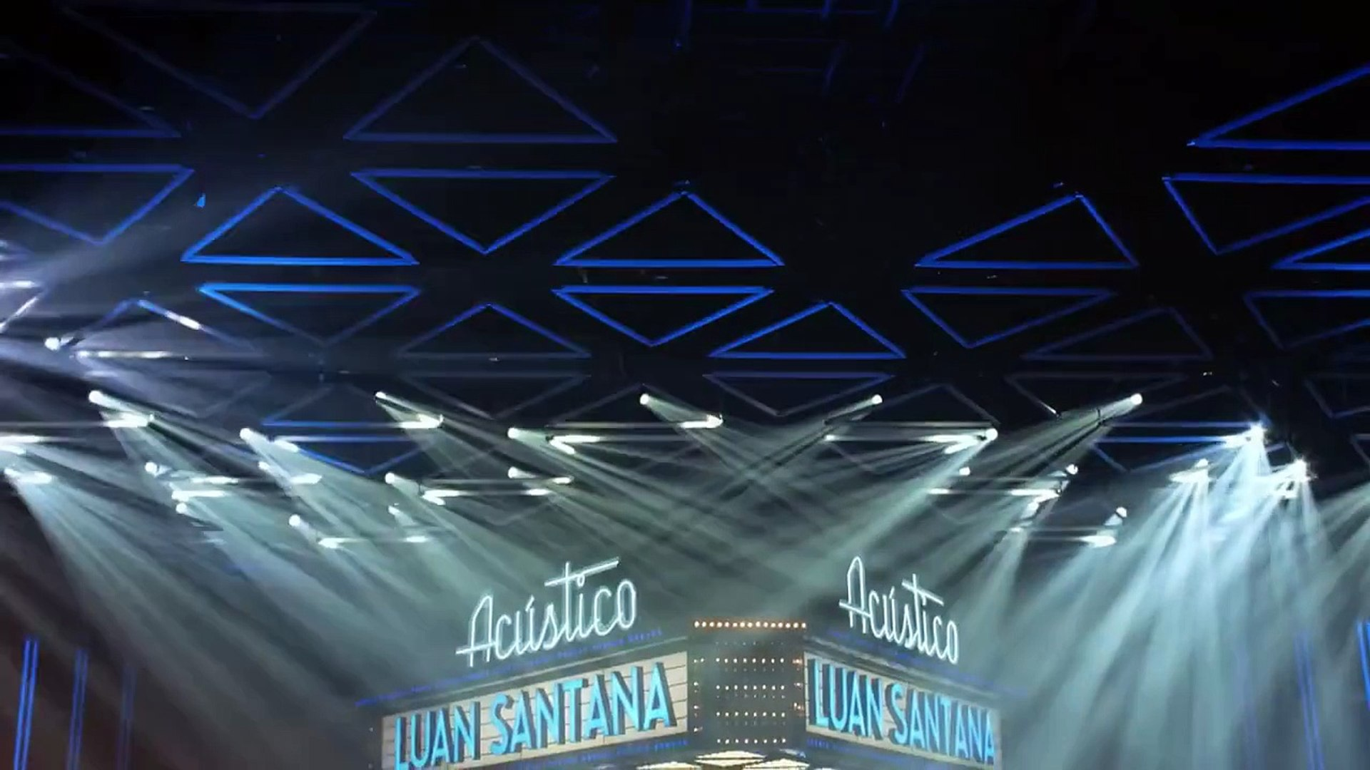 Luan Santana - Escreve aí - (Vídeo Oficial) - -DVD Luan Santana Acústico-