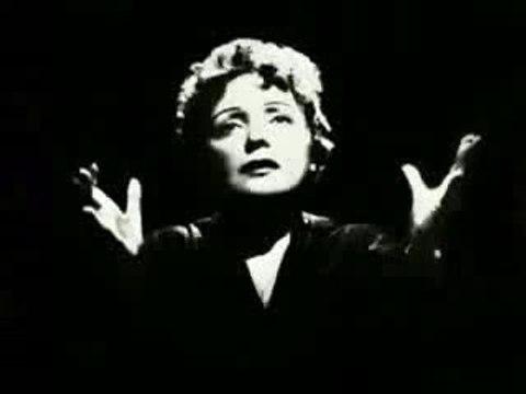 Edith Piaf - Hymne  L'Amour
