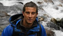 Man vs. Wild: Bear Grylls et sa crevasse bidon