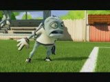 Crazy Frog - We Are The Champions (clip)