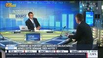 """""""La BCE est très attentive au mouvement des marchés de taux"""": Guillaume Rigeade - 31/08"""