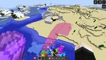 Minecraft | TRAYAURUS THE UNICORN!! | Custom Command TheDiamondMinecart // DanTDM