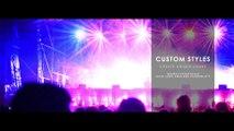 Pixel Film Studios - FCPX Overlay: DJ Lights 4k - DJ Light Leaks - Final Cut Pro X FCPX