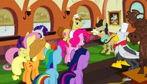 My Little Pony La Magia De La Amistad -T2-24- El MMMisterio En El Tren De La Amistad