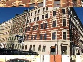 Leipzig, Plagwitz 2005+2015 - Zschochersche Straße (02)