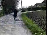 moto mhr team rodage