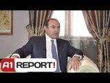 A1 Report - Haxhinasto intervistë për A1 Report, në shtator nis reforma e ujit të pijshëm