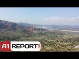 A1 Report - Droga nga ajri, A1 Report në fshatin Dusharak të Vlorës ku u nis avioni