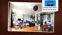 A vendre - Appartement - St Denis (93200) - 4 pièces - 83m²