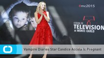 Vampire Diaries Star Candice Accola Is Pregnant