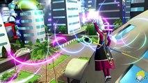 Dragon Ball Xenoverse: Bills/ Lord Beerus, Whis & Great Ape Vegeta Screens【FULL HD】