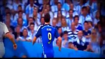 ハイライト ドイツVSアルゼン ゲッツェ決勝ゴール!2014ワールドカップ決勝戦