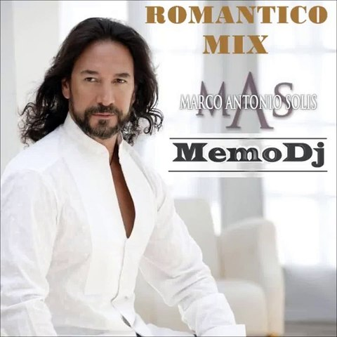 Marco Antonio Solis Mix Romantico Video Dailymotion