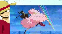 One Piece 707 Le Combat Law vs Doflamingo