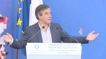 #Rouez2015 : Discours de François  Fillon à Rouez-en-champagne