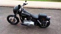 Harley Dyna Street Bob 2009