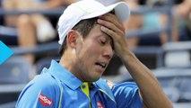 Kei Nishikori Shocked by Benoît Paire in First Round at Flushing Meadows