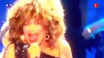 NOS Journaal Tina Turner Gelredome with Eva Jinek. Starts at 03.22