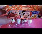 kinder surprize  Disney Mickey Mouse 6 Surprise Eggs Unboxing 3-D Toys Collection 2014 ミッキーマウス