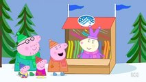 Peppa Pig Full Episodes - Snowy Mountain