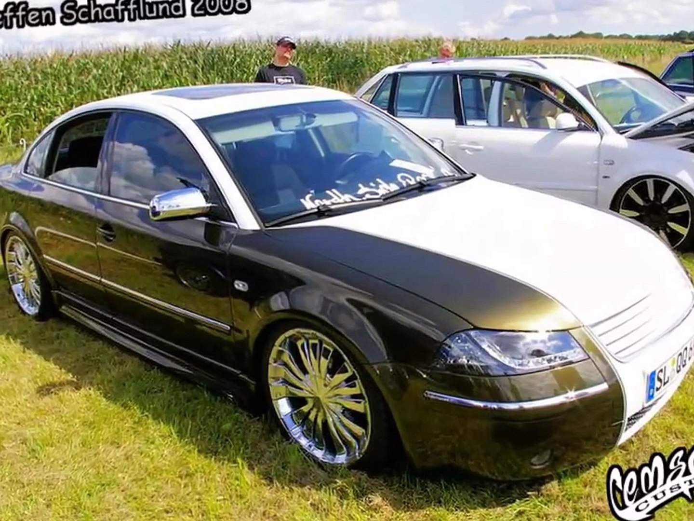 Car Show Vw Passat 3bg N S R Tuning Oem Video Dailymotion