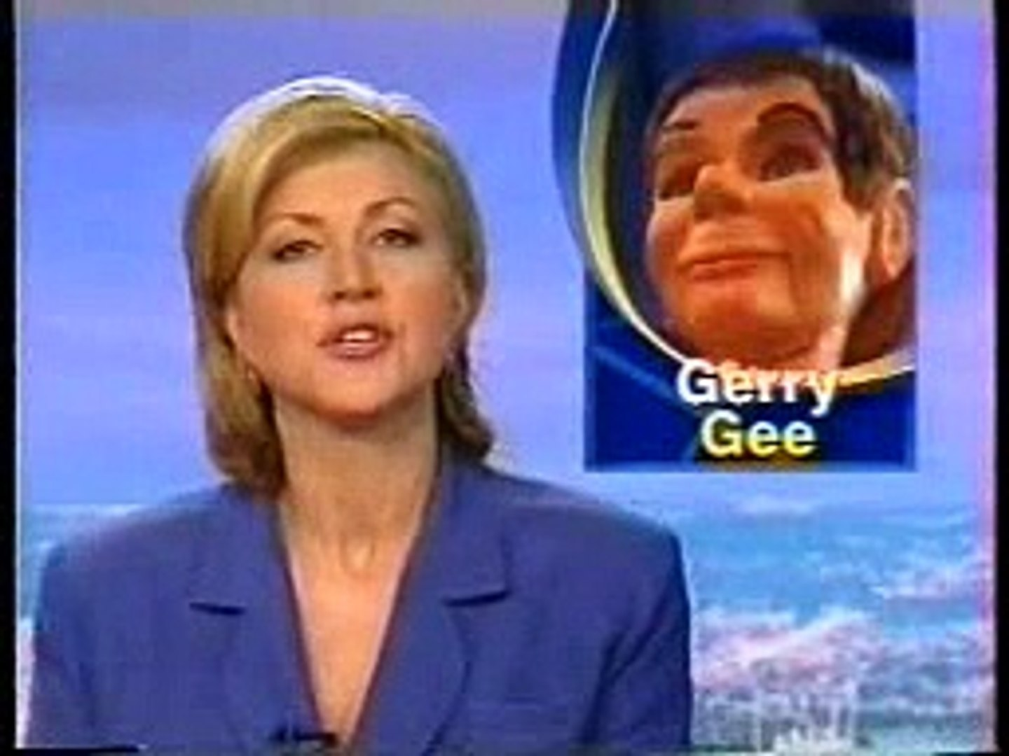 Gerry Gee On TV