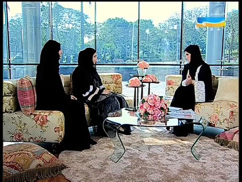 مقابلة فريق أثر (كلية دبي الطبية) على قناة سما دبي