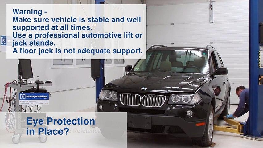 BMW X3 (E83) 2004-2010 Transfer Case Oil Change - DIY Repair
