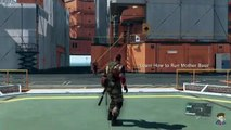 Metal Gear Solid 5 Gameplay Walkthrough Part 1 - 12 Let's Play V The Phantom Pain 1080p 60 FPS (REPLAY) (2015-09-01 07:24:01 - 2015-09-01 09:13:46)