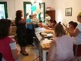 Az első nyár (2009) - fogyatékos gyerekek nyara - Egy Hullámhosszon Alapítvány - 2010. dec. 4.