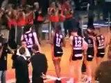 Finale de coupe de france de Basket: Bourges VS Valenciennes