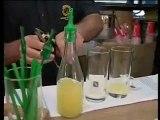 Una feria Esplendida - Feria del Caballo Jerez 2009  = Cocktails:  Sherry Mojito - Sherry Daiquirí
