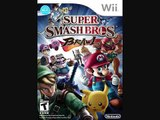 Super Smash Bros. Brawl - The Dark World (The Legend of Zelda: A Link to the Past)