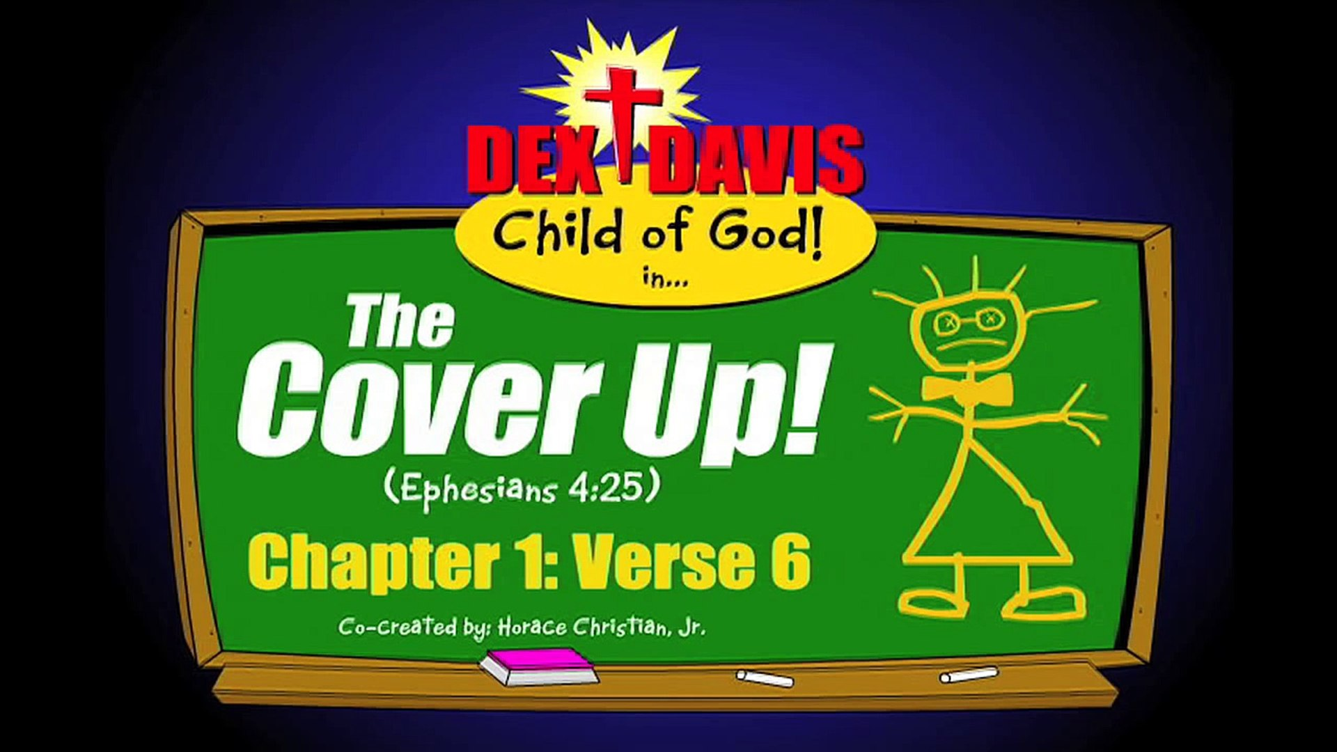 Dex Davis: Christian Cartoon Animated Web Series Video - Episode 6
