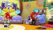 Reportaje Sonic Boom - Metal Sonic en Sonic Boom y la Saga de Silver
