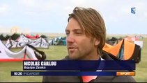 Cayeux sur Mer kitesurf Challenge 2011