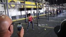 Crossfit jumps fails compilation filmed at crossfiters event