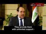 Iraqi PM Al Maliki Saudi Arabia and Qatar Declared War of Terrorism against Iraq