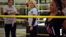 Paige trains Cameron at the WWE Performance Center_ Total Divas Preview Clip_ September 1, 2015 WWE On Fantastic Videos