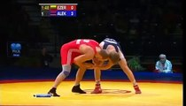 Artur Aleksanyan (ARM) - Mindaugas Ezerskis (LTU) 96kg 1-2 Finale  SERBIA