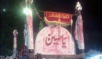 72 taboot 26 area imam barga wah cantt 2012 Noha By Haji Iqbal