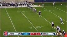 Football américain : Un touchdown de 90 mètres par un lycéen