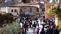 Tradizioni popolari a Gallicianò in Aspromonte Calabria inaugurazione museo etnografico
