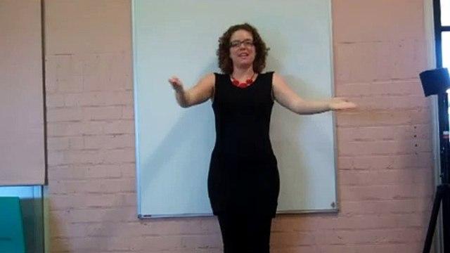 Auslan Australian Sign Language - Australian National Anthem Advance Australia Fair - Traditional