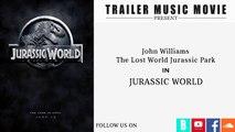John williams- the lost world jurassic park jurassic world reald 3d music